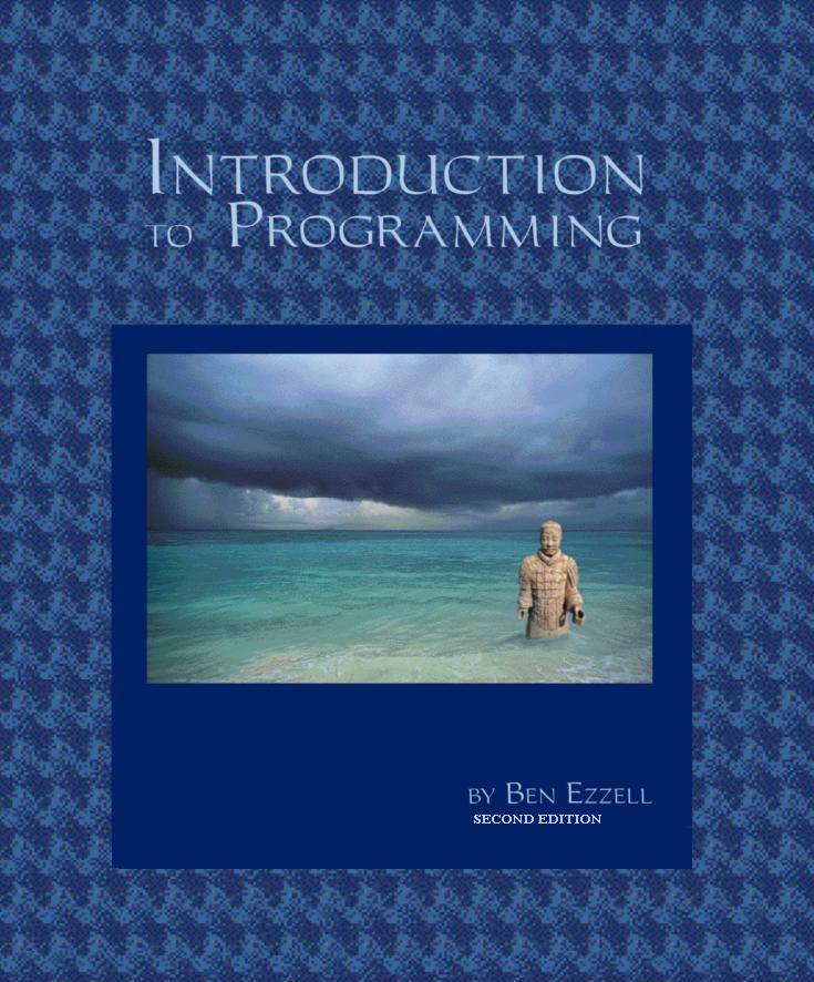 IntroToProgramming Book